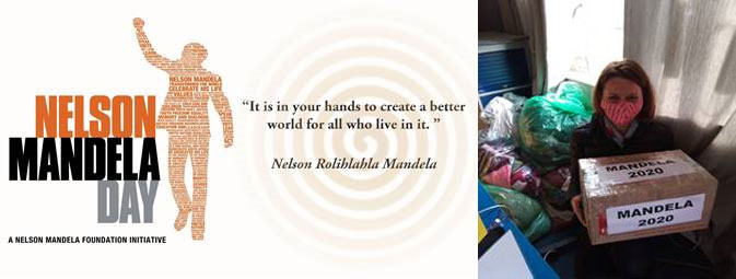 Element Consulting Engineers - Nelson Mandela Day